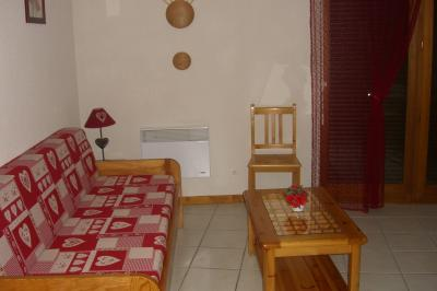 Living room Location Apartment 31 Oz en Oisans