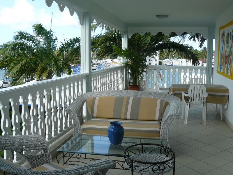 Terrace 2 Location Apartment 31362 Saint Francois