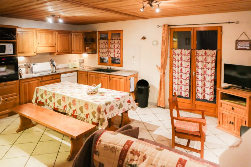 Kitchenette Location Self-catering property 31573 Valloire