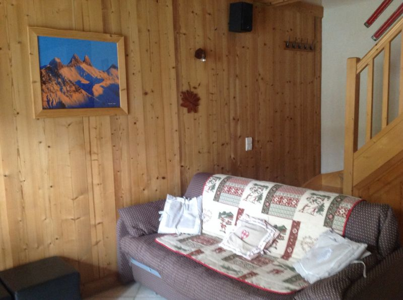 Sitting room Location Self-catering property 31573 Valloire