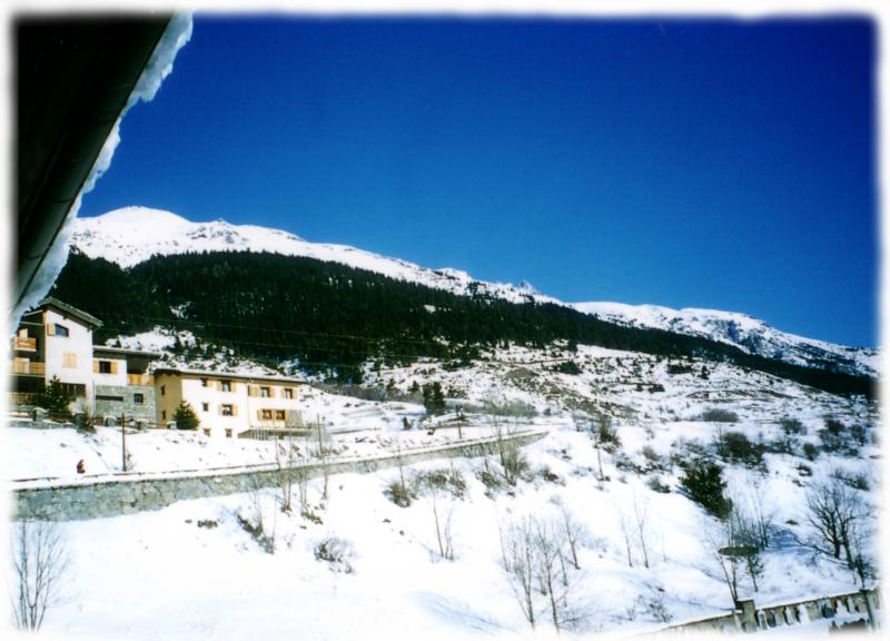 View from the property Location Apartment 3250 Val Cenis