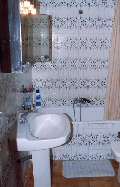 bathroom Location Apartment 32523 Peñíscola