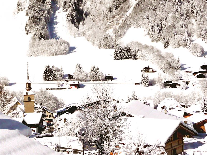 View from the property Location Chalet 32551 Les Contamines Montjoie