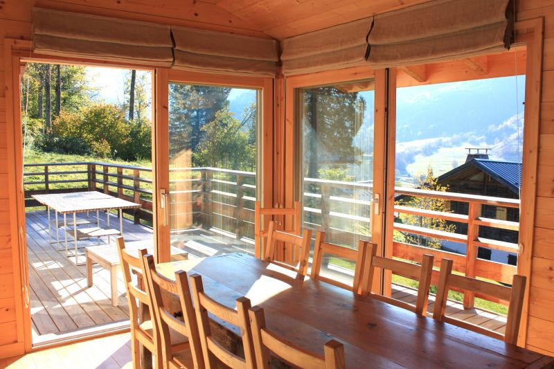 Dining room Location Chalet 32551 Les Contamines Montjoie