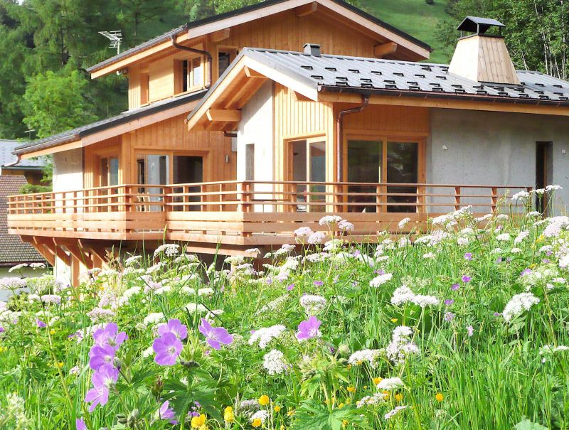 Outside view Location Chalet 32551 Les Contamines Montjoie