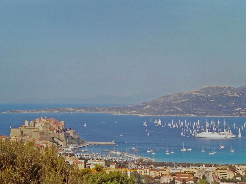 View from the property Location Apartment 32806 Calvi