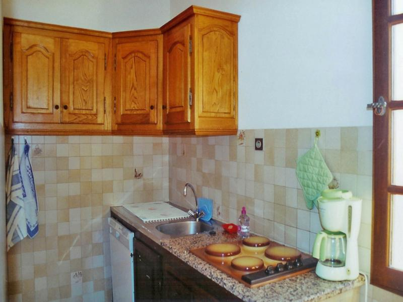 Sep. kitchen Location Apartment 32806 Calvi