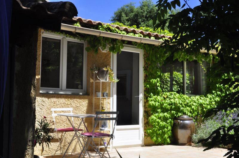 View from terrace Location Self-catering property 33456 Avignon