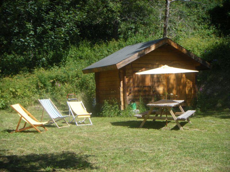 Garden Location Apartment 3383 Valloire