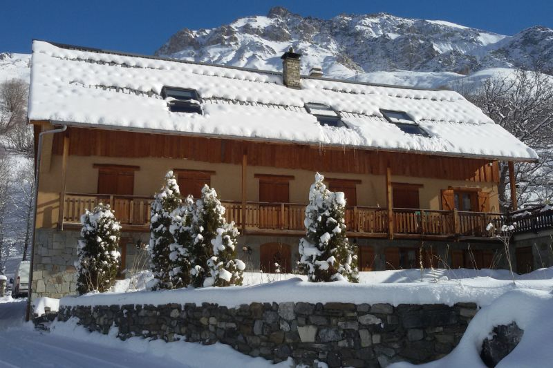 Outside view Location Apartment 3383 Valloire