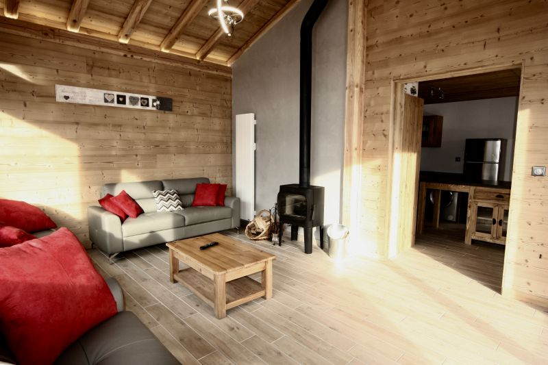 Sitting room Location Chalet 33878 Les 2 Alpes