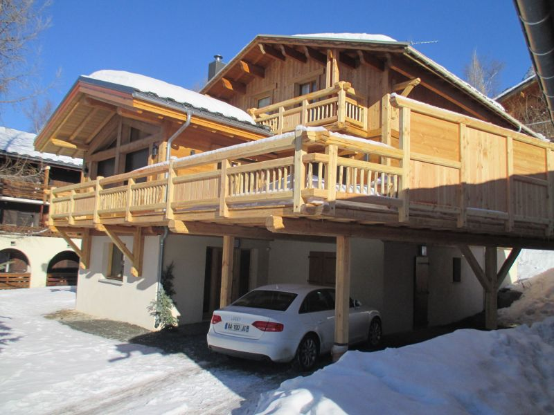 Outside view Location Chalet 33878 Les 2 Alpes