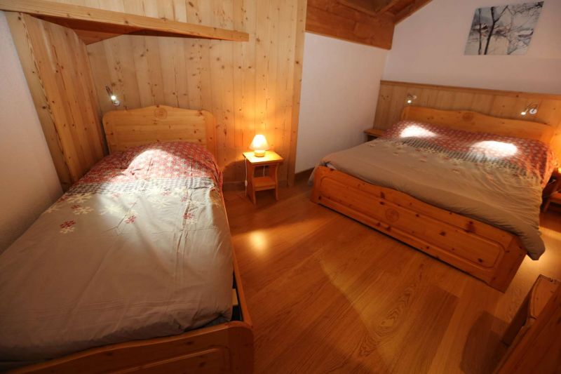 bedroom 3 Location Apartment 3411 Valloire