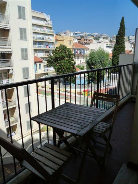 Balcony Location Studio apartment 35014 Nice