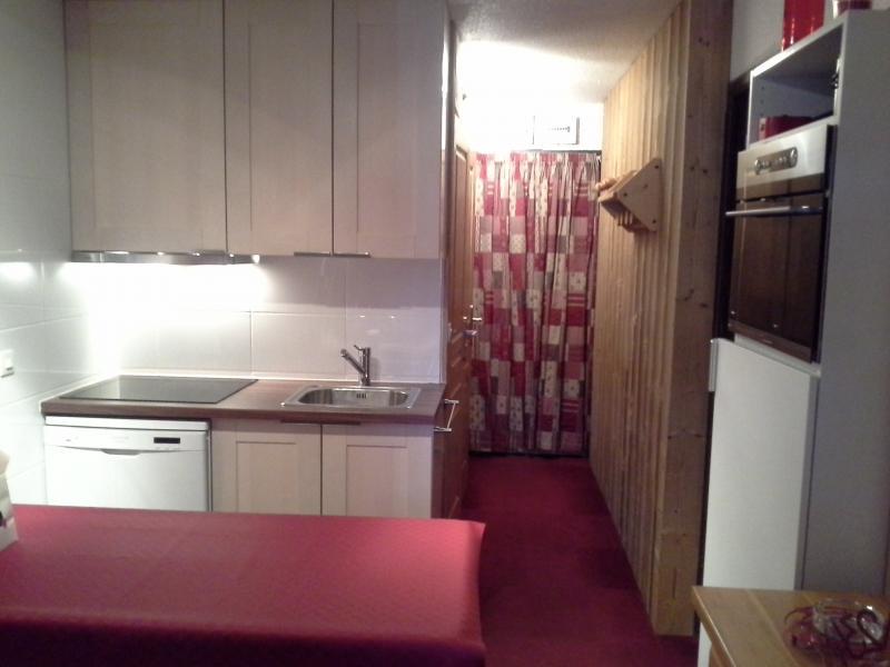 Kitchenette Location Apartment 3527 Val Thorens