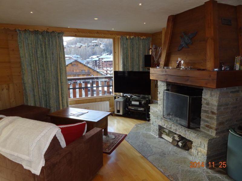 Sitting room Location Apartment 36468 Val d'Isère