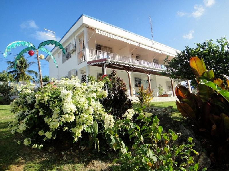 Outside view Location Studio apartment 36613 Gosier (Guadeloupe)