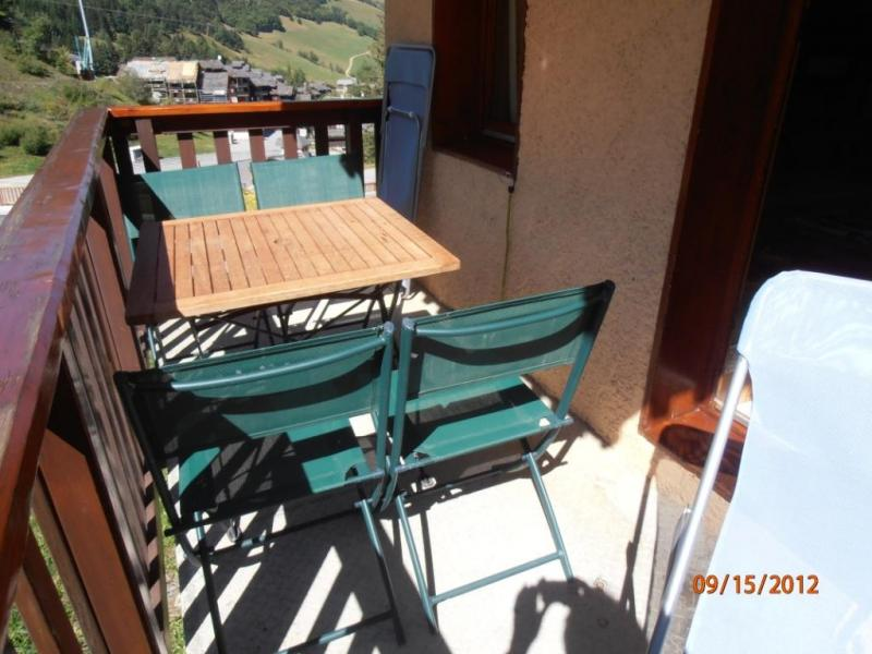Balcony Location Apartment 37079 Valmorel