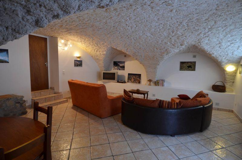 Sitting room 1 Location House 371 Auris en Oisans