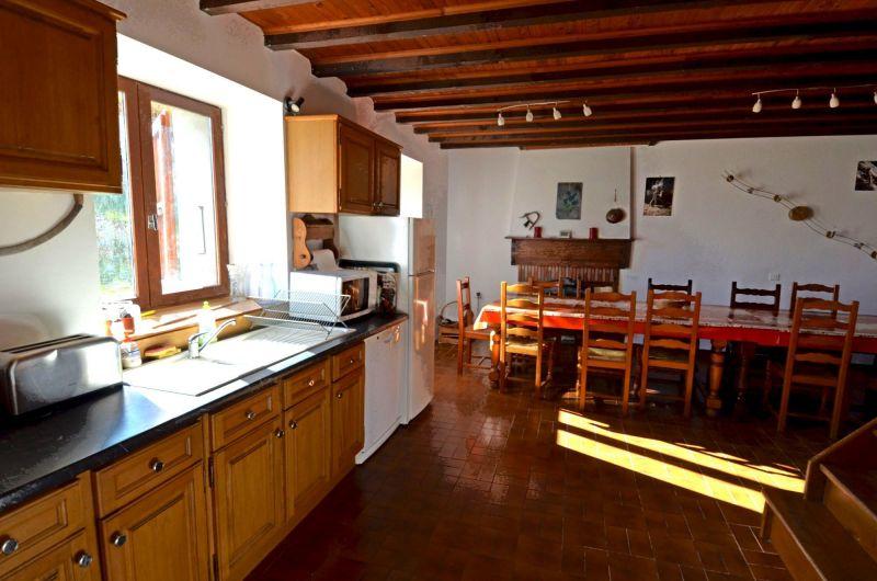 Dining room 1 Location House 371 Auris en Oisans