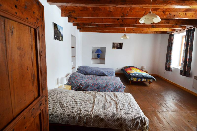 bedroom 6 Location House 371 Auris en Oisans