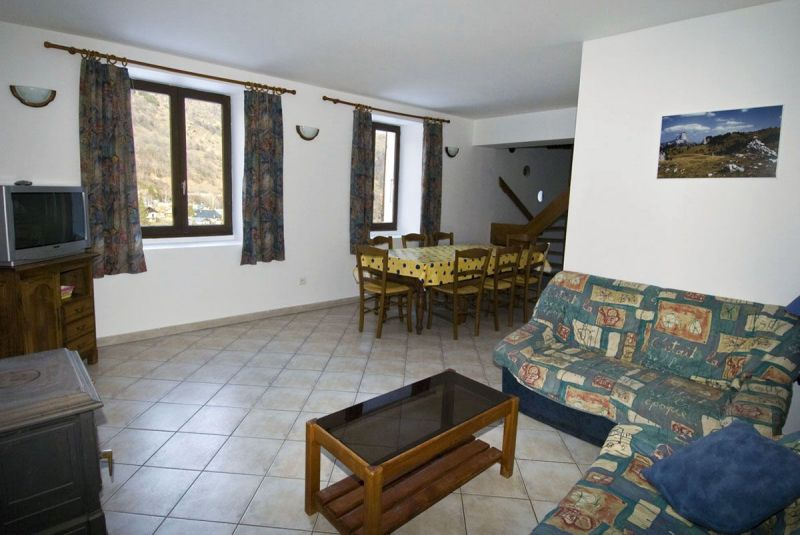 Sitting room 2 Location House 371 Auris en Oisans