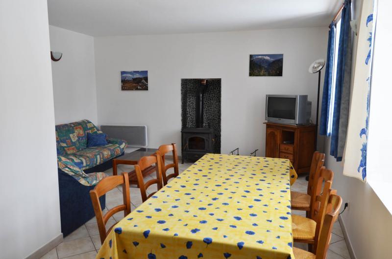 Dining room 2 Location House 371 Auris en Oisans