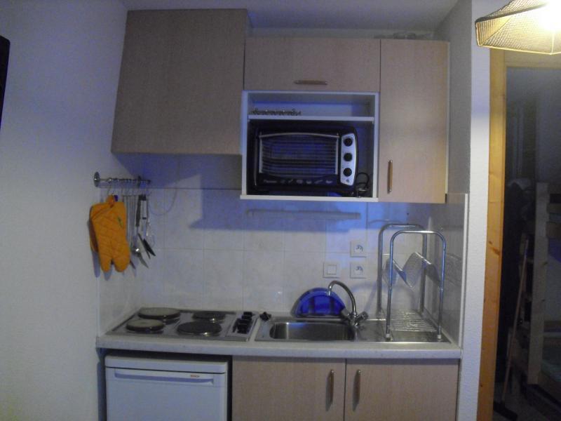 Kitchenette Location Apartment 38563 Thollon Les Mémises
