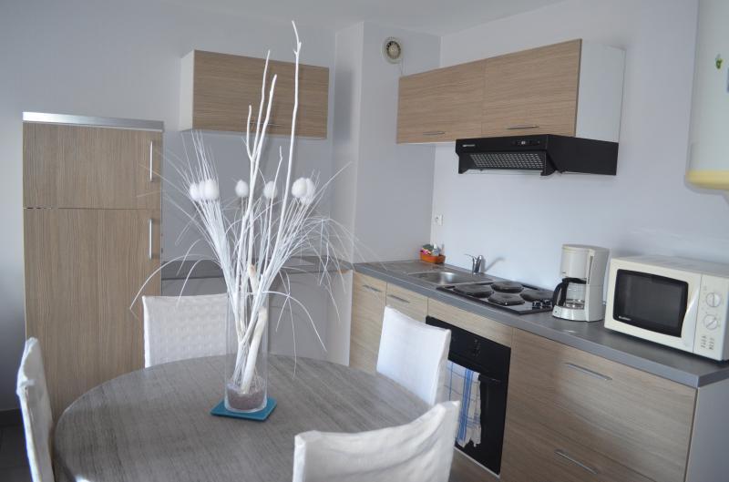 Kitchenette Location Studio apartment 38630 Le Touquet