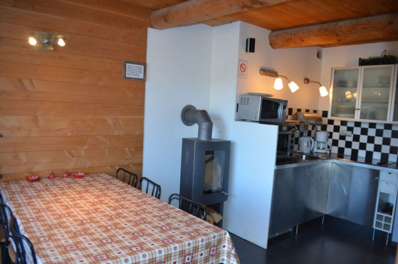 Living room Location Apartment 38700 Aussois