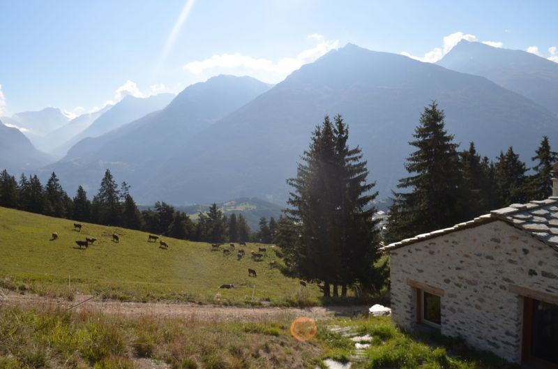 View from the property Location Apartment 38700 Aussois