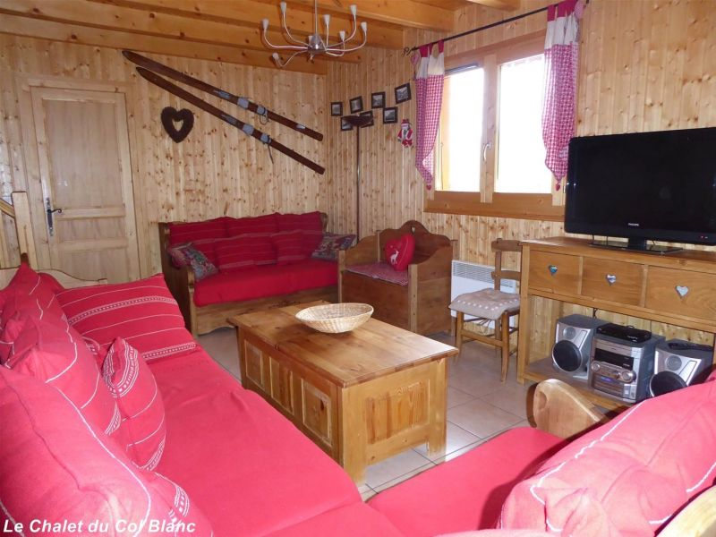 Sitting room Location Chalet 38701 Morzine