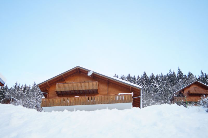 Outside view Location Chalet 38701 Morzine