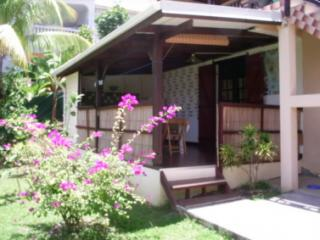 Outside view Location Studio apartment 38732 Tartane