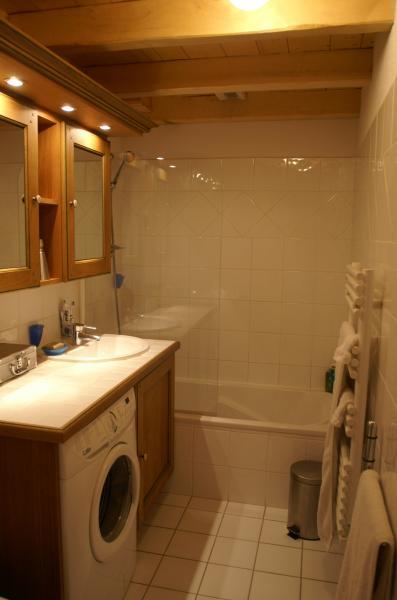 bathroom Location Apartment 38850 Pralognan la Vanoise