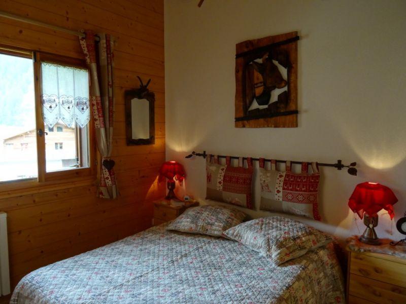 bedroom 1 Location Apartment 38850 Pralognan la Vanoise