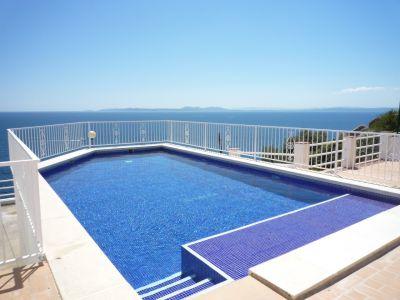 Swimming pool Location Apartment 38874 Rosas