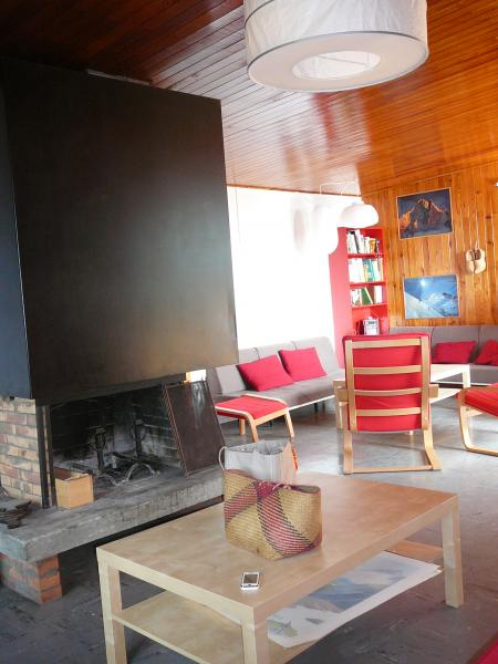 Living room Location Chalet 39409 Chamrousse