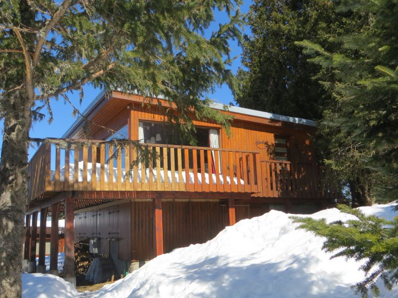 Outside view Location Chalet 39409 Chamrousse
