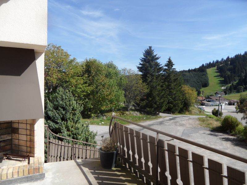 View from the balcony Location Apartment 39512 Gérardmer