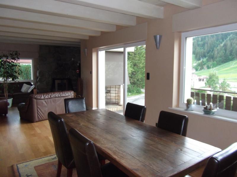 Dining room Location Apartment 39512 Gérardmer