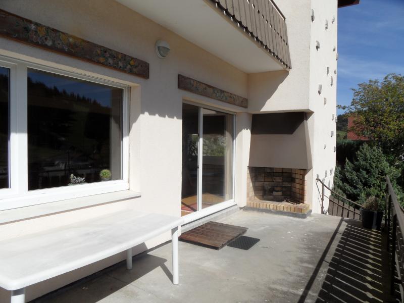 Terrace Location Apartment 39512 Gérardmer