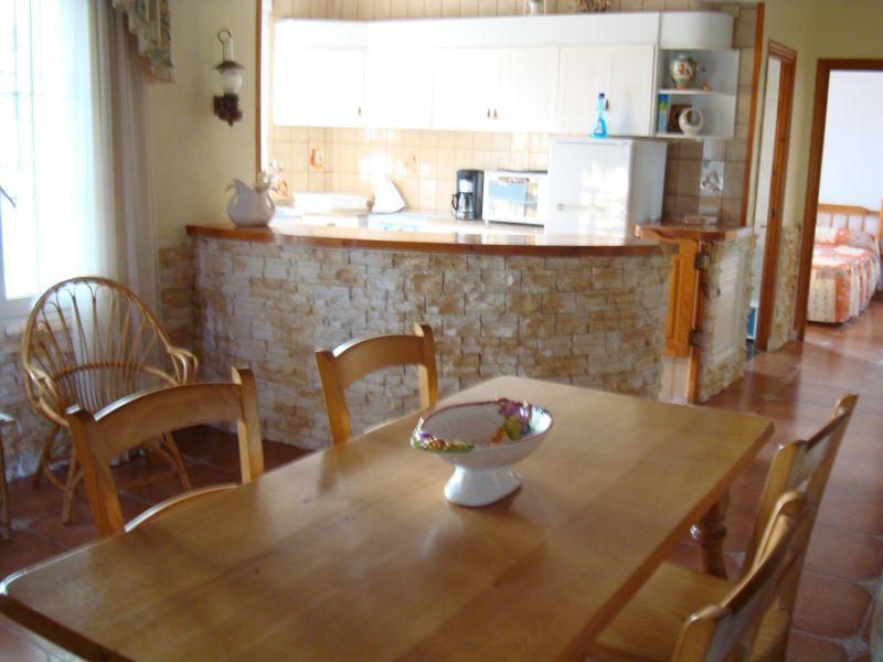 Dining room Location Villa 39657 Torrevieja