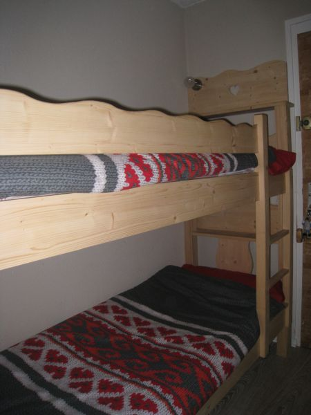Extra sleeping accommodation Location Studio apartment 3983 Bolquère Pyrenées 2000