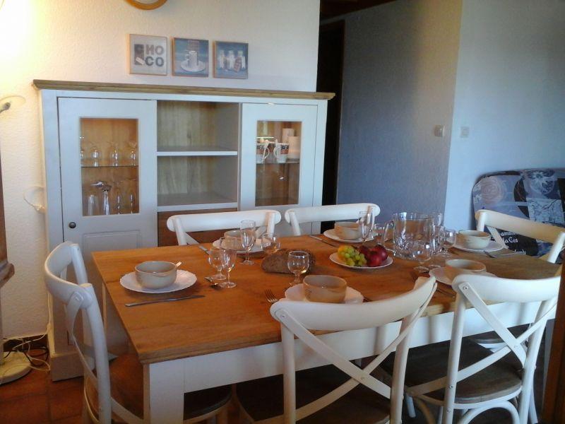 Dining room Location Apartment 3986 Bolquère Pyrenées 2000