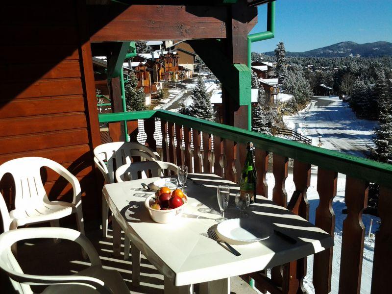 Balcony Location Apartment 3986 Bolquère Pyrenées 2000