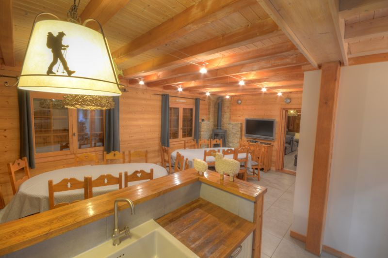 Dining room 1 Location Chalet 40631 Morillon Grand Massif