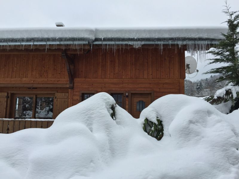Location Chalet 40631 Morillon Grand Massif