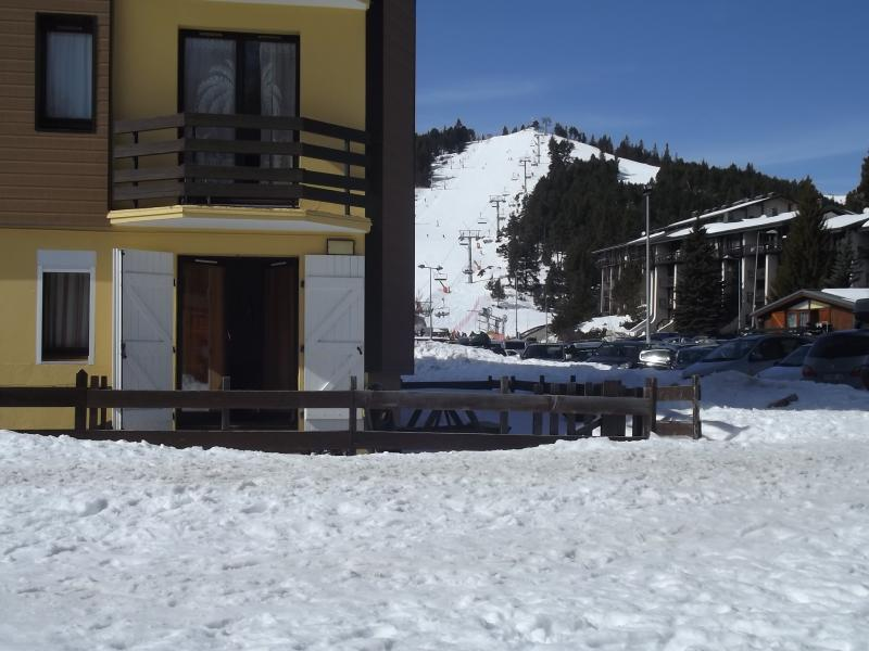 Outside view Location Apartment 4131 Font Romeu