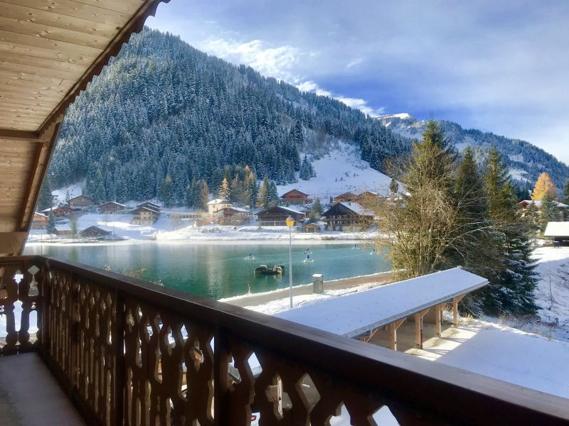 View from the property Location Chalet 41508 Châtel